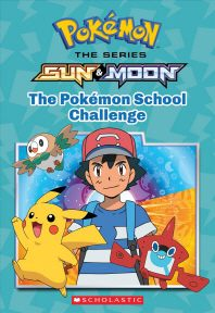 The Pokemon School Challenge (Pokemon
