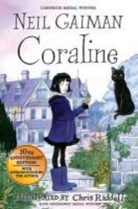 Coraline. Neil Gaiman