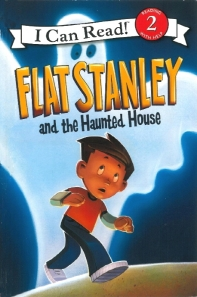 Flat Stanley and the Haunted House (Book+Audio CD)