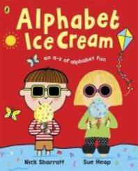 Alphabet Ice Cream
