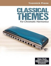 Classical Themes for Chromatic Harmonica