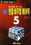 한글 비주얼 베이직 5(S/W포함)