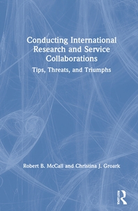 Conducting International Research and Service Collaborations