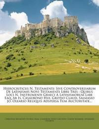 Hierocriticus N. Testamenti