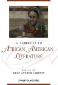 Companion to African American Literature