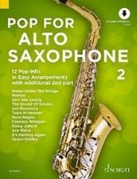 Pop For Alto Saxophone 2