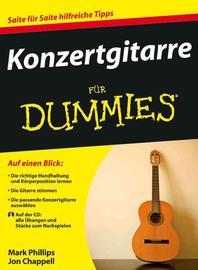 Konzertgitarre fuer Dummies