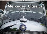 Mercedes Classics (Wandkalender 2022 DIN A3 quer)