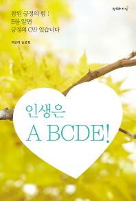 인생은 A BCDE!