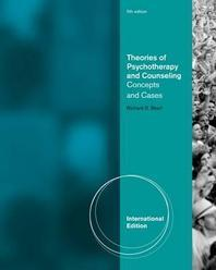 Theories of Psychotherapy and Counseling(Concepts and Cases)