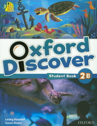 Oxford Discover. 2B(SB)