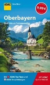 ADAC Reisefuehrer Oberbayern