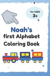 Noah's first Alphabet Coloring Book