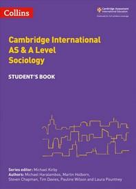 Cambridge International Examinations - Cambridge International as and a Level Sociology Student Book
