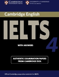 Cambridge IELTS 4 : Student's Book with Answers