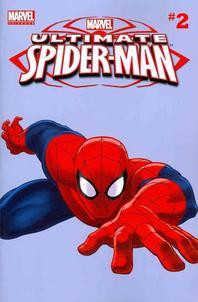 Ultimate Spider-Man Comic Readers