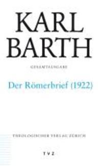 Karl Barth Gesamtausgabe