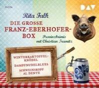 Die grosse Franz-Eberhofer-Box