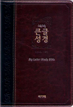 큰글성경 (중)(단본)(투톤블랙)(색인)(개역개정4판)