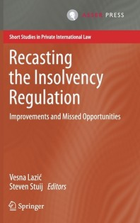 Recasting the Insolvency Regulation