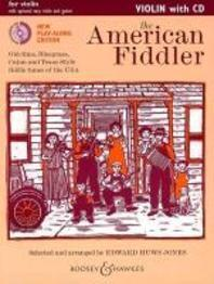 The American Fiddler (New Edition with CD)