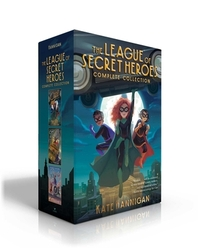 The League of Secret Heroes Complete Collection