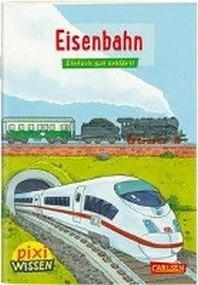 Pixi Wissen 28: VE 5: Eisenbahn
