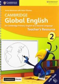 Cambridge Global English Stage 2 Teacher's Resource with Cambridge Elevate