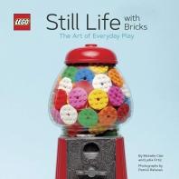 Lego Still Life with Bricks