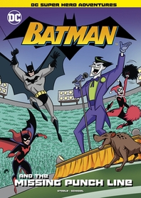 Batman and the Missing Punch Line