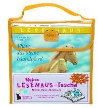 Meine Lesemaus-Tasche - Pferde, Tiere,  Abenteuer