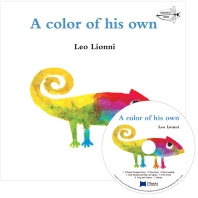 노부영 A Color of His Own (원서 & CD)