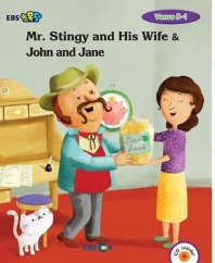 Mr. Stingy and His Wife & John and Jane 스토리북(Level 2)