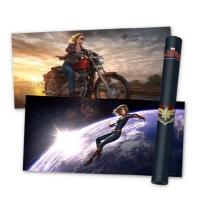 마블 스튜디오 캡틴 마블 포스터 컬렉션. 2