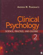 Clinical Psychology : Science Practice and Culture