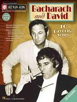 Bacharach and David [With CD (Audio)]