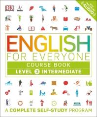 English for Everyone: Level 3: Intermediate, Course Book