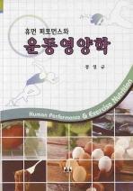 휴먼 퍼포먼스와 운동영양학