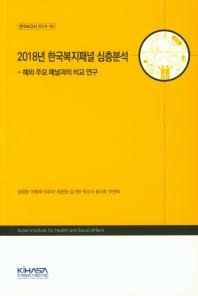 해외 주요 패널과의 비교 연구 2018년 한국복지패널 심층분석