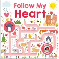 Maze Book : Follow My Heart