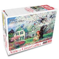 빨강머리 앤 직소퍼즐 1014pcs: 화사한 꽃의 계절(인터넷전용상품)