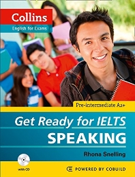 Get Ready for IELTS Speaking (with CD)