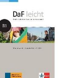 DaF leicht B1. Medienpaket B1 (4 Audio-CDs + DVD)
