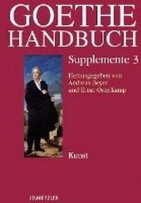 Goethe-Handbuch Supplemente