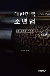 대한민국 소년법 : 교양 법령집 시리즈