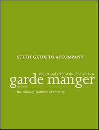 Study Guide to Accompany Garde Manger