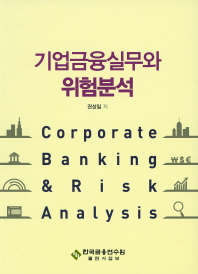기업금융실무와 위험분석