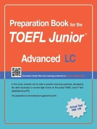 Preparation Book for the TOEFL Junior Test LC: Advanced
