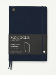 모노클 하드커버 도트 노트 B5 네이비(Monocle Booklinen Hardcover Dot B5 Navy)