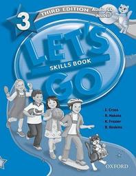 Let's Go 3 Skills Book with Audio CD